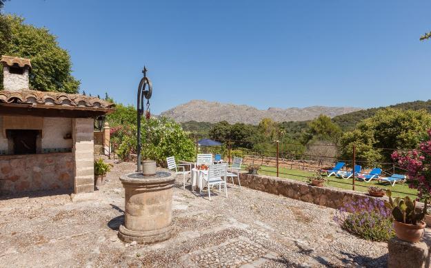 Bonita casa de campo con piscina para alquilar en pollensa - Casas de campo para alquilar ...